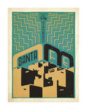 Santa Fe, New Mexico Posters by  Anderson Design Group