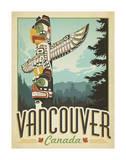 Vancouver, Canada Affiches par  Anderson Design Group