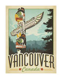 Vancouver, Canada Prints by  Anderson Design Group