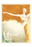 Ballet Prints by  Anderson Design Group