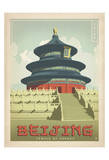 Beijing, China Poster by  Anderson Design Group