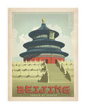Beijing, China Posters by  Anderson Design Group