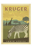 Kruger National Park, South Africa Poster von  Anderson Design Group
