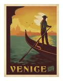 Venice, Italy Póster por Anderson Design Group