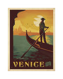 Venice, Italy Giclee Print by  Anderson Design Group