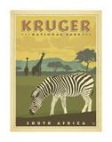 Kruger National Park, South Africa Art by  Anderson Design Group