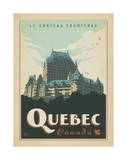 Quebec, Canada Prints by  Anderson Design Group