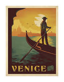Venice, Italy Posters by  Anderson Design Group