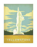 Yellowstone National Park Posters by  Anderson Design Group