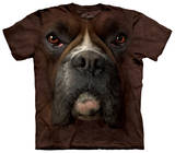 Youth: Boxer Face T-Shirt