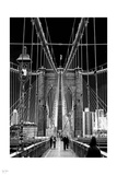 Bridge Walk Photographic Print by Nigel Barker
