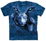 Youth: White Tiger Eyes Shirts