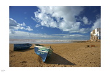 Beach Boats Photographic Print by Nigel Barker