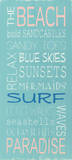 Beaches Posters by Holly Stadler