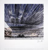 Over the River, Project for Arkansas River Collectable Print by  Christo