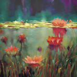 Nightfall Prints by Donna Young