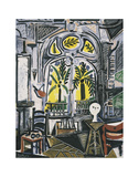The Studio, 1955 Kunstdrucke von Pablo Picasso