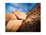 Sky and Rock Photographic Print by Nigel Barker