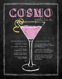 Cosmopolitan Posters by Stephanie Marrott