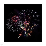 Starburst Photographic Print by Nigel Barker