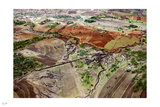 Cracked Earth Photographic Print by Nigel Barker