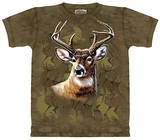 Youth: Camouflage Deer T-Shirt