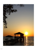 Alabama Sunset 1 Photographic Print by Nigel Barker