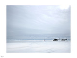 Icescape Photographic Print by Nigel Barker