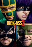 Kick Ass 2 (Cast) Posters