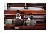 Pews Photographic Print by Nigel Barker