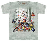 Youth: Butterflies Shirt