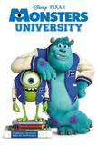 Monsters University (Books) Print