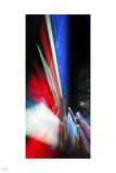 Fluorescent Flag Photographic Print by Nigel Barker