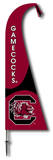 NCAA South Carolina Gamecocks Feather Flag Flag
