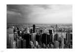 Clouds over Nyc II Photographic Print by Nigel Barker