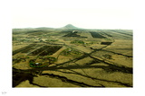 Tanzanian from Above Photographic Print by Nigel Barker