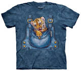 Youth: Bengal Tiger Overalls T-Shirt