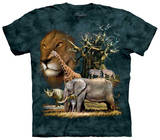 Youth: Africa Collage T-Shirt
