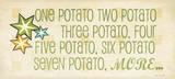 One Potato Prints by Jo Moulton