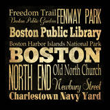 Boston Prints by Helen Chen
