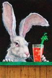 Hare of the Dog Art par Will Bullas