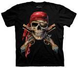 Youth: Skull & Cross Muskets Tshirts