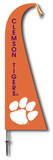 NCAA Clemson Tigers Feather Flag Flag
