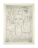 Pablo Picasso - Portrait of Francoise, dressed... - Reprodüksiyon