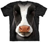 Youth: Cow Face T-shirts