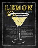 Lemon Drop Posters by Stephanie Marrott