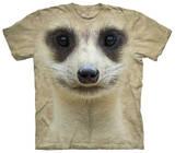 Youth: Meerkat Face Koszulka
