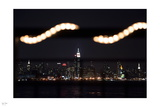 Lights on the Skyline Photographic Print by Nigel Barker