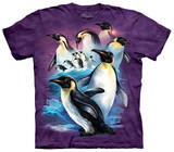 Youth: Emperor Penguins T-shirts