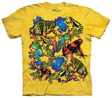 Youth: Frog Collage T-Shirt